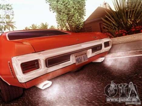 Chevy Chevelle SS 1970 für GTA San Andreas linke Ansicht