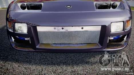 Nissan 300zx Fairlady Z32 für GTA 4 Innen