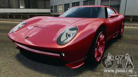 Lamborghini Miura 2006 für GTA 4