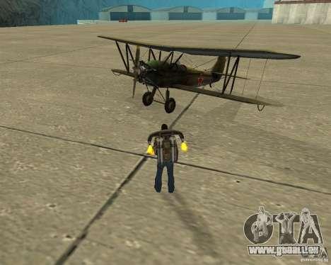 An-2 für GTA San Andreas