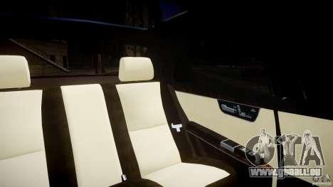 Mercedes-Benz S600 Guard Pullman 2008 für GTA 4 Seitenansicht