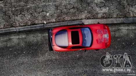 Mazda RX-7 FnF pour GTA 4 est un droit