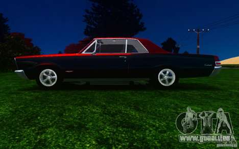 Pontiac GTO 1965 FINAL pour GTA 4 est une gauche