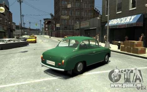 FSM Syrena 105 für GTA 4 rechte Ansicht