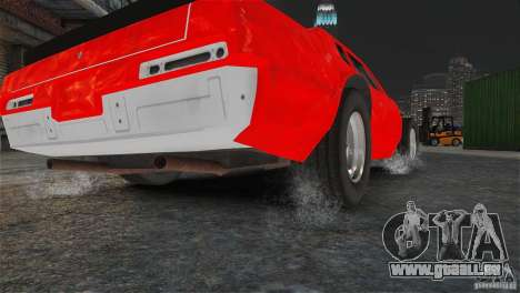 Jupiter Eagleray MK5 v.1 pour GTA 4 est un côté