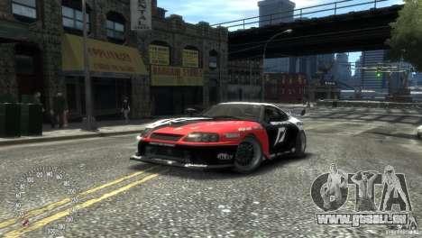Toyota Supra Fredric Aasbo pour GTA 4