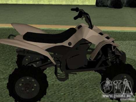 Ducati Quad HQ 110cc für GTA San Andreas rechten Ansicht