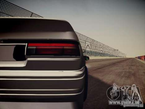 Toyota Corolla AE86 für GTA San Andreas Seitenansicht