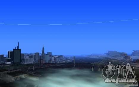 Die ENBSeries konfigurieren für schwache PC für GTA San Andreas fünften Screenshot