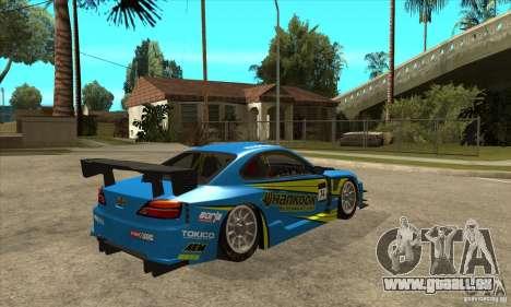 Nissan Silvia S15 - GT pour GTA San Andreas vue de droite
