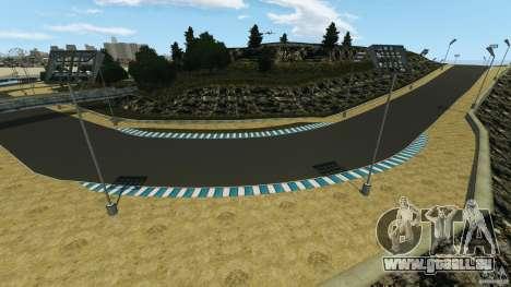 Laguna Seca [Final] [HD] für GTA 4