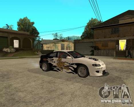 Vauxhall Monaro Rogue Speed für GTA San Andreas rechten Ansicht