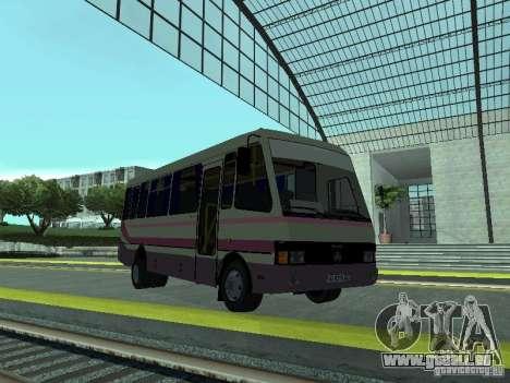 A079 touristischen Grundlagen für GTA San Andreas rechten Ansicht