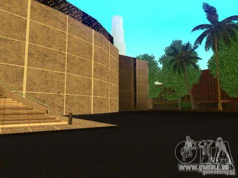 Immeuble neuf à Los Santos pour GTA San Andreas cinquième écran