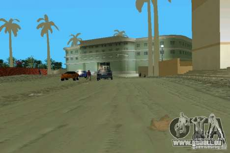 Snow Mod v2.0 pour GTA Vice City