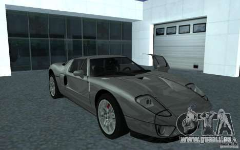 Ford GT 40 pour GTA San Andreas