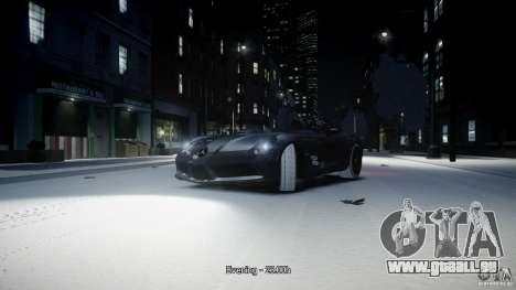 Mercedes Benz McLaren SLR Stirling Moss für GTA 4