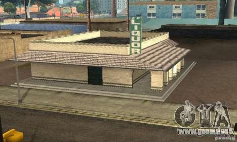 Grove Street 2013 v1 für GTA San Andreas achten Screenshot