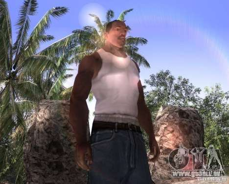 ENBSeries pour Ultra Pack Vegetetions pour GTA San Andreas onzième écran
