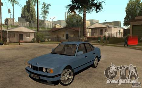 BMW E34 535i 1994 pour GTA San Andreas