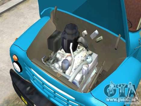 ZIL 431410-130 endg. für GTA 4 obere Ansicht