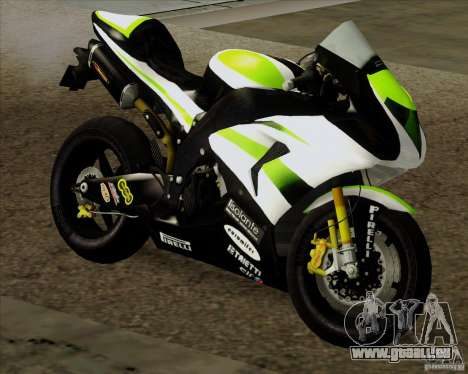 Kawasaki ZX-10R für GTA San Andreas