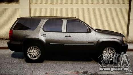 Chevrolet Tahoe 2007 für GTA 4 obere Ansicht