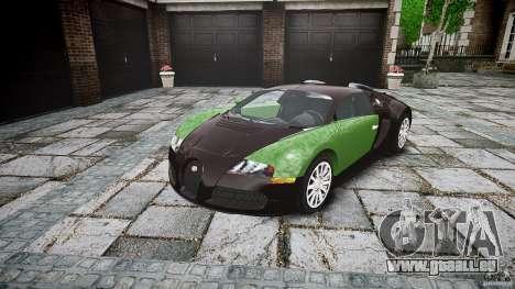 Bugatti Veyron 16.4 für GTA 4