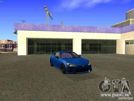 Toyota GT86 Limited für GTA San Andreas