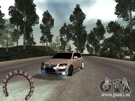 Volkswagen Touareg für GTA San Andreas