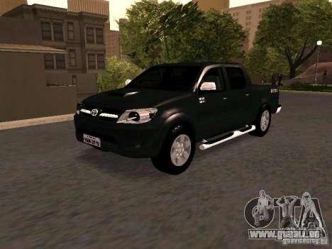 Toyota Hilux SRV 3.0 4X4 Automatica für GTA San Andreas