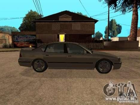 Das Verdienst von Gta 4 für GTA San Andreas rechten Ansicht