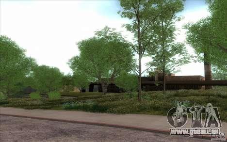 Project Oblivion 2010 HQ SA:MP Edition pour GTA San Andreas deuxième écran