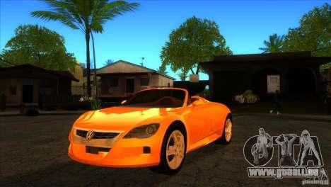 Volkswagen Concept R pour GTA San Andreas