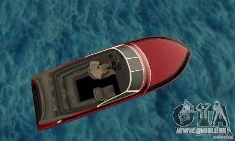 GTAIV TBOGT Floater pour GTA San Andreas vue de droite