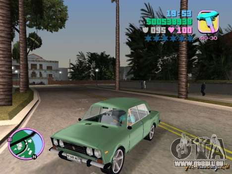 VAZ 2106 für GTA Vice City