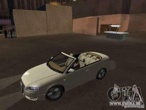 Audi A4 Convertible v2 für GTA San Andreas