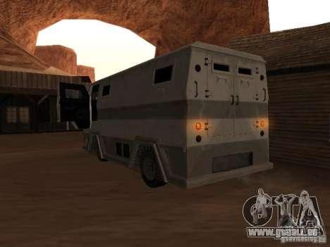 Avan de GTA TBoGT FIV pour GTA San Andreas laissé vue
