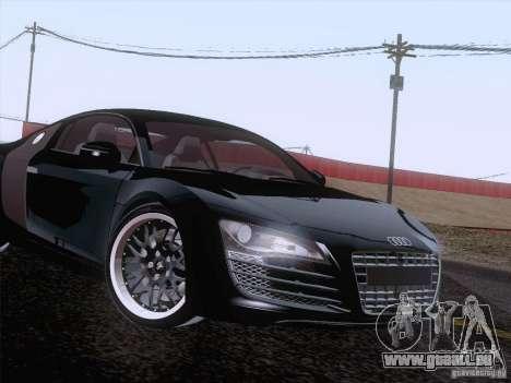 Audi R8 Hamann für GTA San Andreas Motor