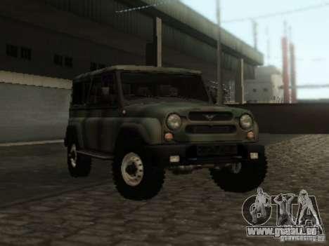 UAZ-3153 für GTA San Andreas