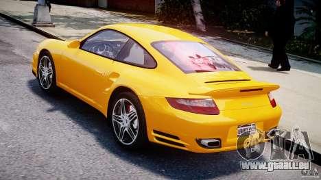 Porsche 911 Turbo V3.5 für GTA 4 hinten links Ansicht