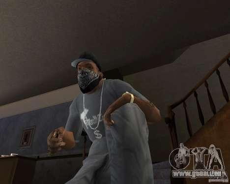 Kastet für GTA San Andreas dritten Screenshot