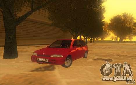 Suzuki Swift GLX 1.3 pour GTA San Andreas