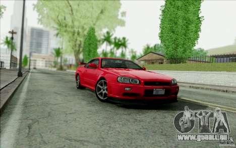 SA_DirectX 1.3 BETA pour GTA San Andreas cinquième écran