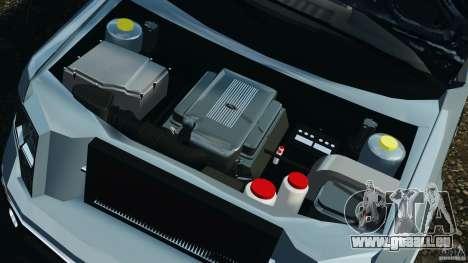 Ford F-150 v1.0 für GTA 4 Rückansicht