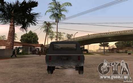 ZAZ 970 pour GTA San Andreas vue de droite