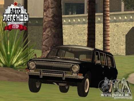 GAZ 24 02-Stoke pour GTA San Andreas