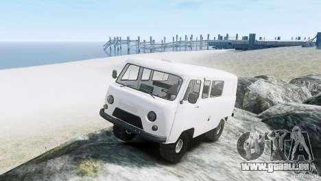 UAZ 3909 pour GTA 4