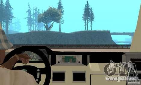 Range Rover Vogue 2003 für GTA San Andreas Rückansicht