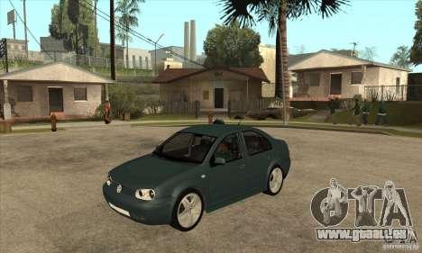 Volkswagen Bora-Golf für GTA San Andreas
